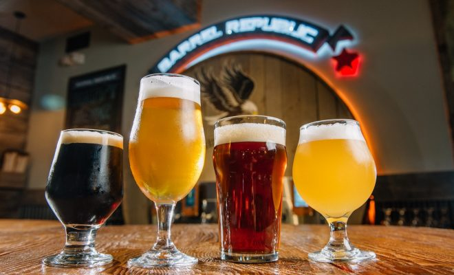 Have a 'Pitcher Perfect' American Craft Beer Week