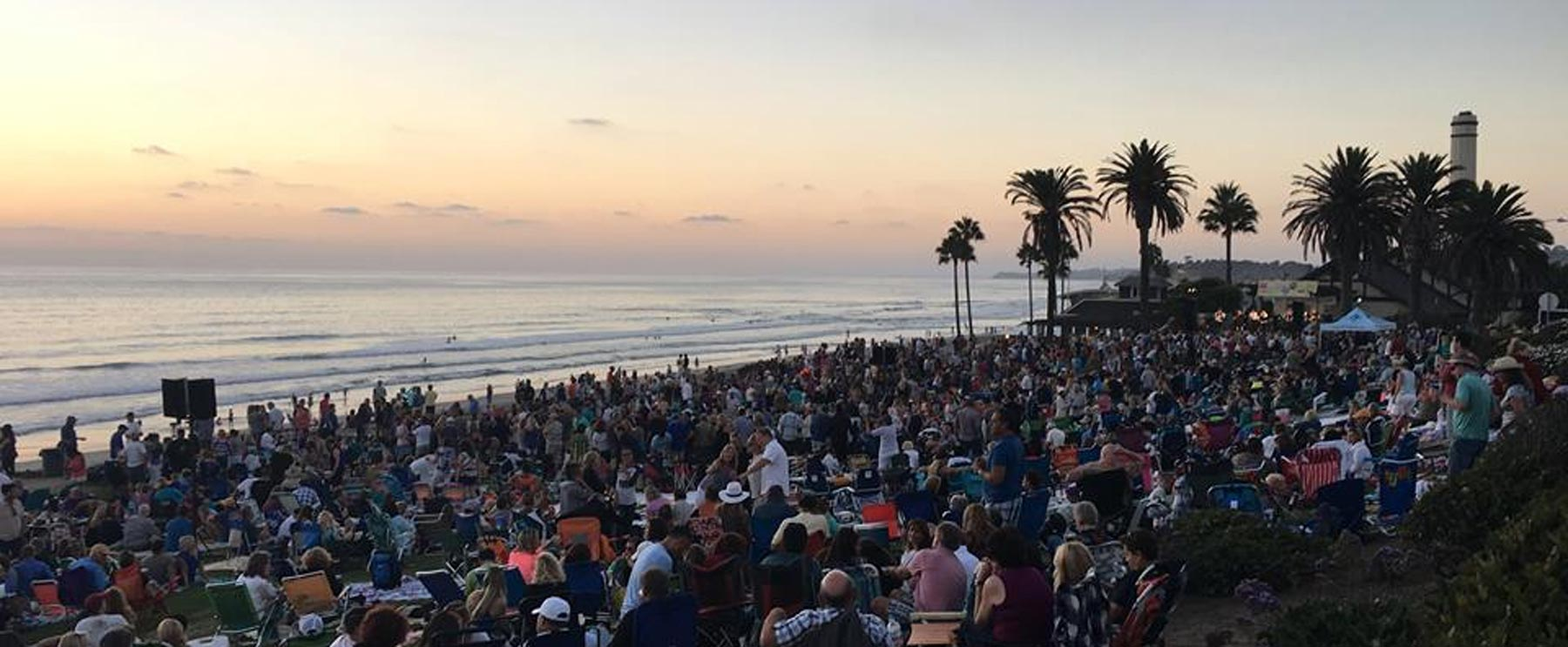 Del Mar Summer Twilight Concerts
