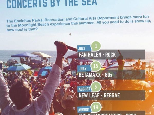 Summer Concerts by the Sea- BETAMAXX