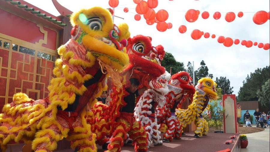 Pacific Highlands Ranch celebrates Lunar New Year Feb. 10