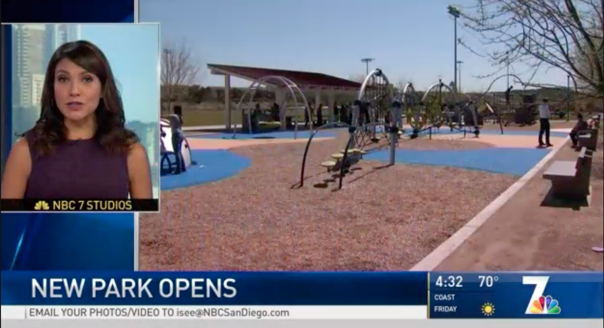 Pacific Highlands Ranch Unveils New Park, Features San Diego's First-Ever 'Parkour Area'