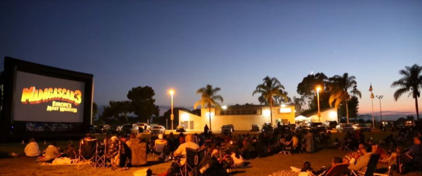 Summer Movies in the Park offers free family events at county parks. Courtesy